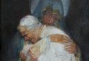 A verdade sobre a imagem de Nossa Senhora abraçando S João Paulo II