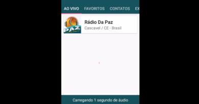 Baixe o APP da Rádio da Paz